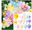 miniature 17 - Confettis-Latex-Ballon-Arch-Kit-Guirlande-Mariage-Baby-Shower-Fete-D-039-Anniversaire-Decoration
