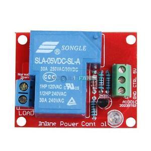 SLA-05VDC-SL-A-Relay-Module-5V-12V-24V-30A-High-Arduino-AVR-PIC-DSP-ARM-M
