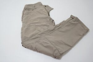 Kuhl-Liberator-Convertible-Stealth-Zip-Off-System-Beige-Hiking-Pants-Sz-32-32