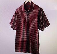 S Arrow Usa-1851 Striped Premium Cotton Polo Casual Mens Shirt Top T-shirt Tee