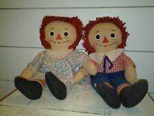 Raggedy Ann and Andy Knickerbocker Brand