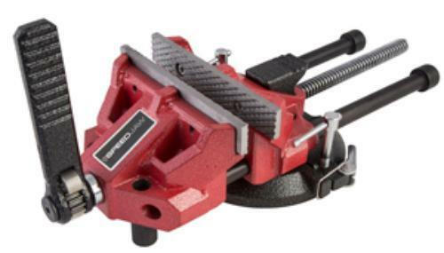 J S Products 92745 Speed Jaw 3  Ratcheting Vise