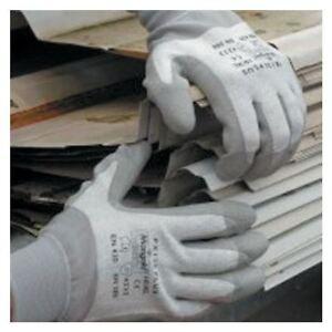 Marigold PX130 Plus PU Cut protezione Palm costruttori Giardinaggio Guanti da lavoro 9 L