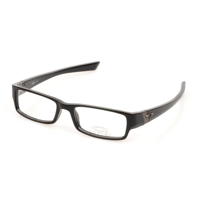 d1122e0b1f Oakley Gasket Eyeglasses Frames 11 931 Black Rx 53mm