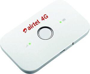 HUAWEI-E5573-WiFi-Hotspot-2G-3G-4G-LTE-Wireless-Router-UNLOCKED-Modem-JIO-USED