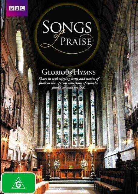 Songs Of Praise - Glorious Hymns (DVD) LIKE NEW CONDITION FREE FAST POSTAGE