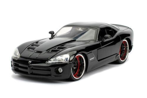 "Jada 1:24 253203057 Dodge Viper SRT-10 /""Fast /& Furious Letty´s Viper/"" NEU!"