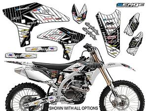 Details about 2014 2015 2016 2017 2018 YAMAHA YZ 250F 250FX GRAPHICS KIT  250 F FX DECALS DECO