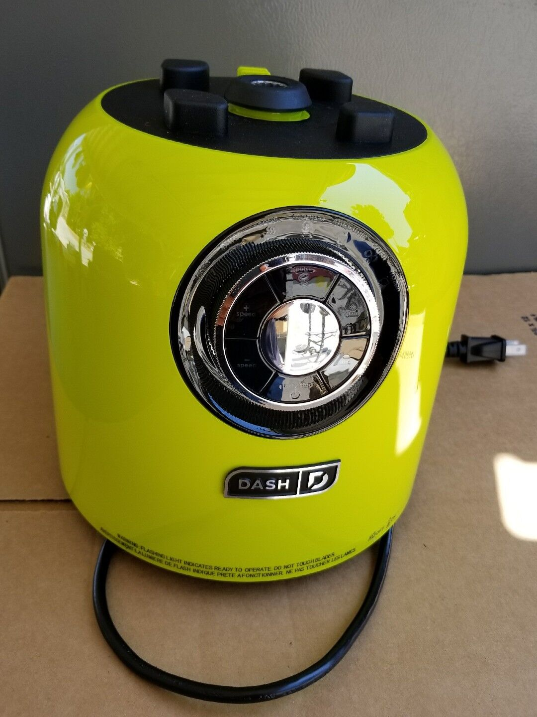 DASH CHEF SERIES  MOTOR ONLY  1400W,2.2 HORSE POWER COMMERCIAL PERFORMANCE