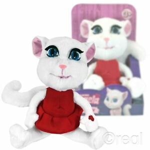New Talk Back Angela Talking Friends Soft Plush Toy Official