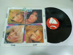 Poison-Look-What-the-Cat-Dragged-In-1986-Espana-LP-Vinilo-12-034-VG-VG