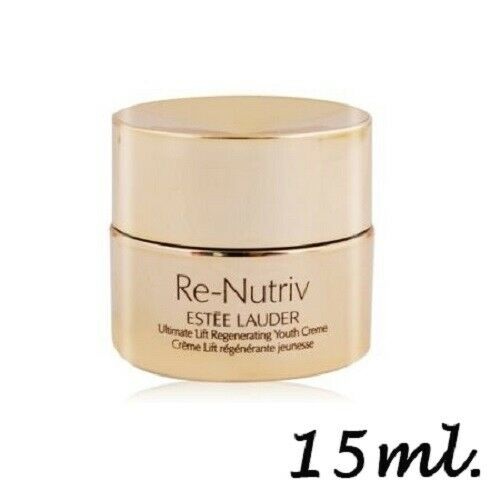 Estee Lauder Re-Nutriv Ultimate Lift Regenerating Youth Creme 0.5 oz / 15ml New