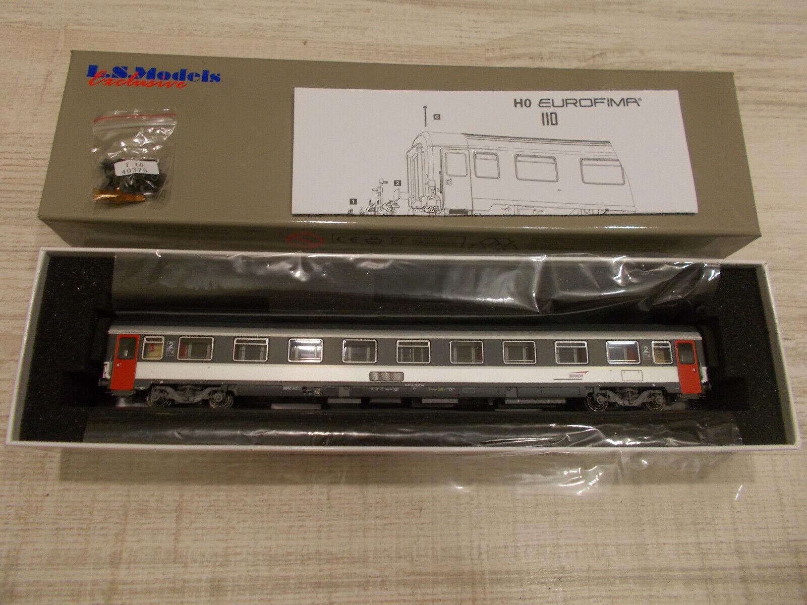 opciones a bajo precio LS MODELS - SNCF - VOITURE CORAIL VSE 2e 2e 2e CL B9u - Ech HO -  Ref  40375 - NEUVE-  ¡no ser extrañado!