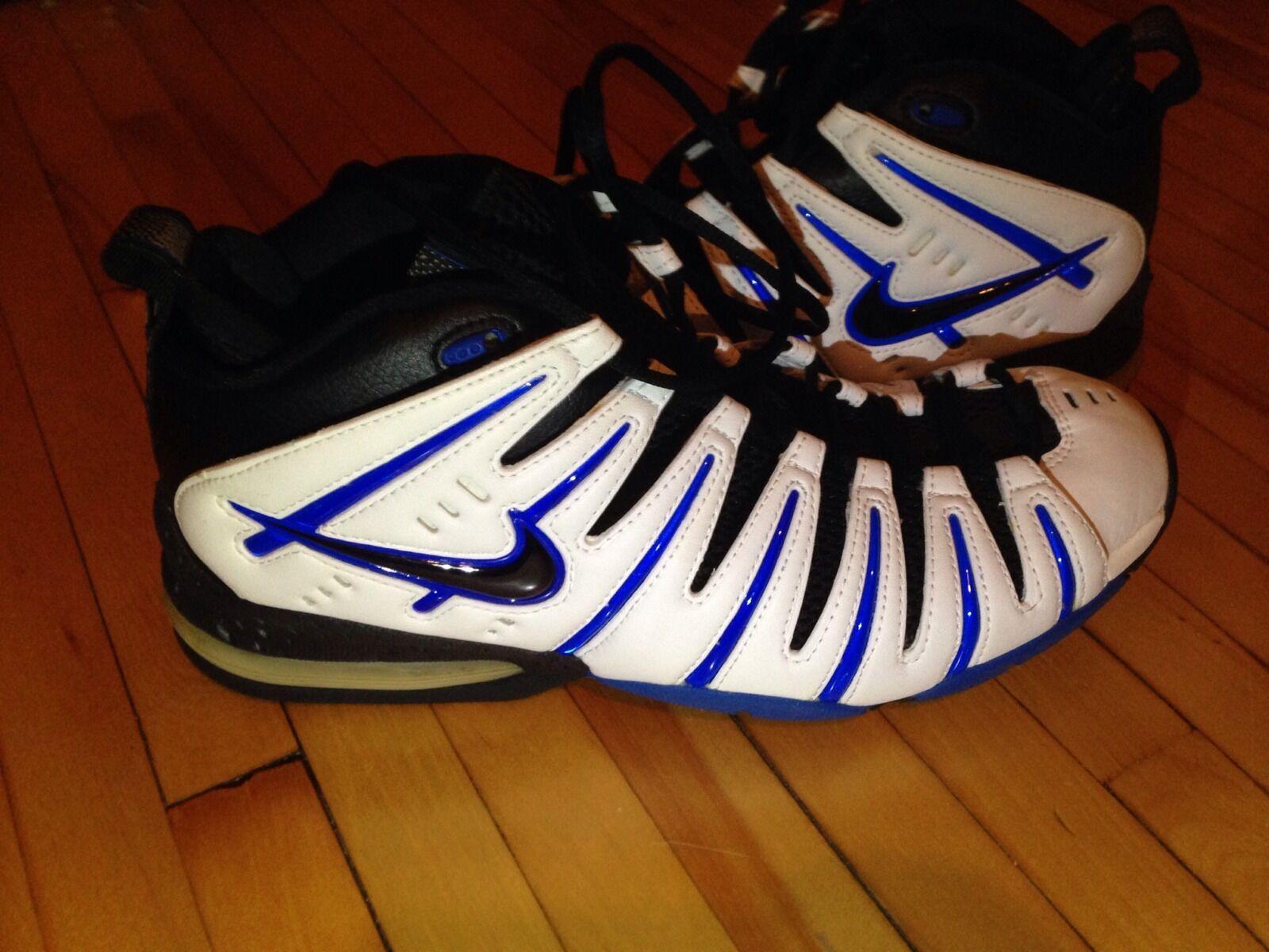 shoes,uptempo,nike,Jordan,garnet,rare shoes Size 11 Brand New