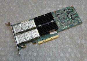Mellanox-MHRH2A-XSR-Infiniband-10Gb-Double-Port-Bas-Profil-Serveur-Host-Canal