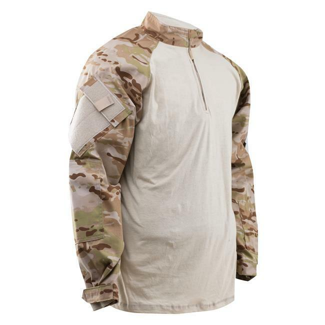 Tru-Spec  Combat Shirt Airid Multicam Camo 1 4 Zip Tactical Response  export outlet