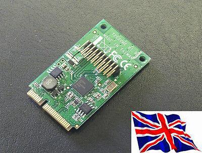 Mini PCI-e USB 3.0 Express Card 2 Port NEC chip