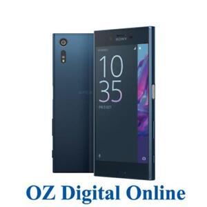 NEW-Sony-Xperia-XZ-F8332-Dual-Sim-4G-64GB-Blue-LTE-23MP-5-2-034-Unlocked-Phone