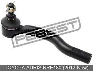 Steering Tie Rod End Left For Toyota Auris Nre180 (2012-Now)