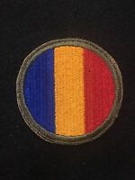 WWII Army Replacement School Command Patch