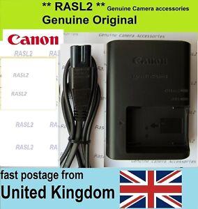 Genuine-Canon-Charger-LC-E12e-LP-E12-EOS-100D-M-M2-M10-M50-M100-M200-KISS-X7