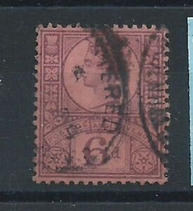 Grande-Bretagne-N-100-Obl-FU-1887-1900-Victoria