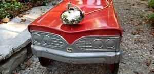 VINTAGE-PEDAL-CAR-1960-039-s