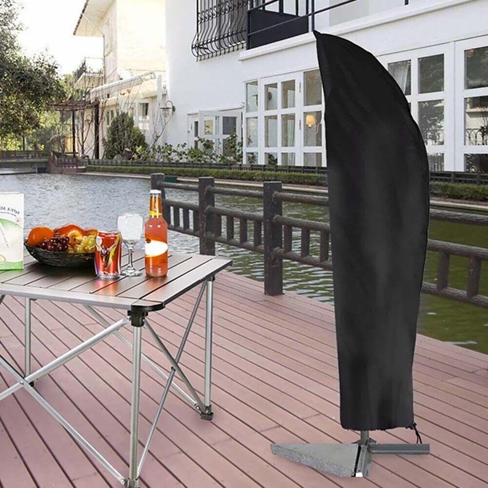 Parasol Banana Umbrella Cover Waterproof Cantilever Outdoor