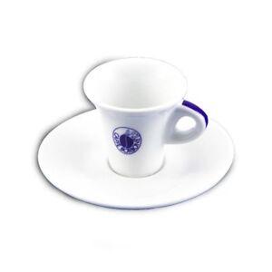 SET-6-Tazzine-BORBONE-Piattino-Porcellana-Cialde-Capsule-Caffe-Borbone