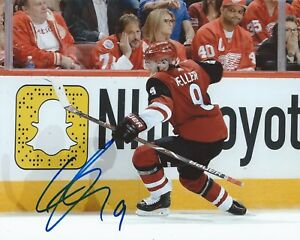 41e79f6467c2c Clayton Keller Signed 8x10 Photo Arizona Coyotes Autographed COA C ...