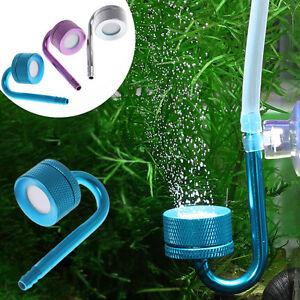 aquarium co2 atomizer system diffuser aquatic water plant. Black Bedroom Furniture Sets. Home Design Ideas
