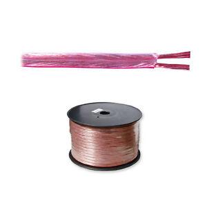 100-Meter-2-x-1-5mm-Lautsprecherkabel-Boxenkabel-Lautsprecher-Audio-Box-Kabel
