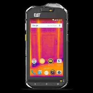 cat s60 smartphone t handy schwarz outdoor handy neu ebay. Black Bedroom Furniture Sets. Home Design Ideas