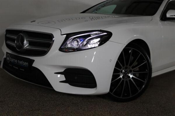 Mercedes E350 d 3,0 AMG Line stc. aut. - billede 3