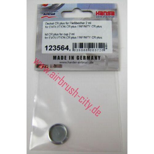 Deckel 123564 CR plus für Becher 2ml chrom günstig