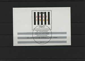 Allemagne-Federal-Rfa-Vintage-1994-Bloc-29-Timbres-Esst-Bonn-Plus-Sh-Boutique