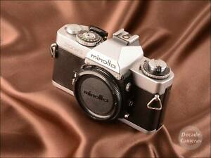 Minolta XD-5 35mm Film Camera Body - Excellent - 1349