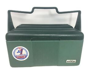 Stanley-Aladdin-Lunchbox-Insulated-Cooler-Green-Locking-Handle-NO-THERMOS