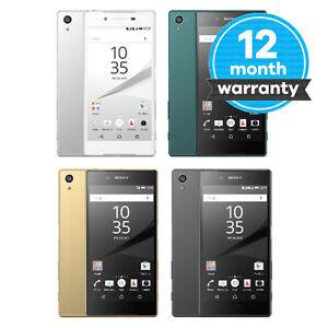 Sony Xperia Z5 E6653 - 32GB - Unlocked SIM Free Smartphone Various Colours