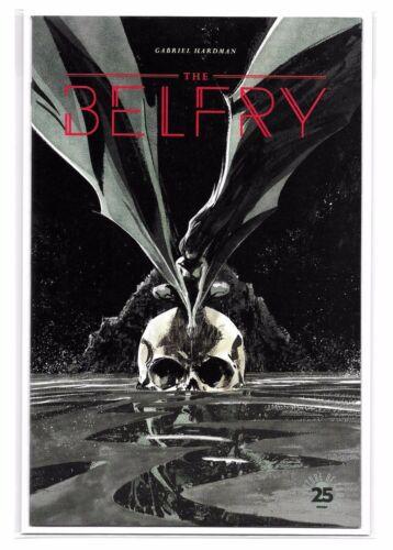 1st Print Gabriel Hardman Image Comics! THE BELFRY ONE-SHOT