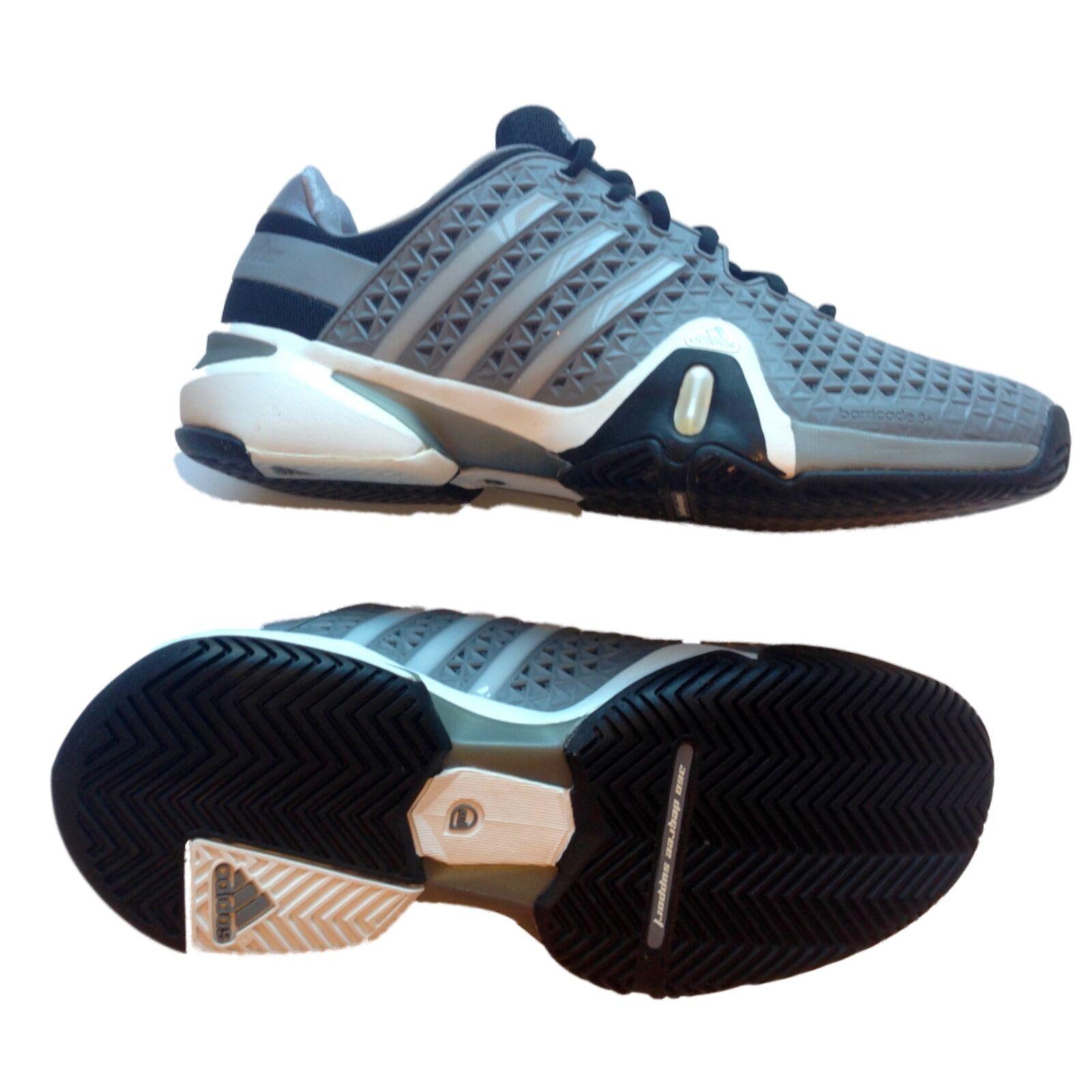 Adidas Sportschuhe Tennisschuhe adipower barricade 8+ Herren