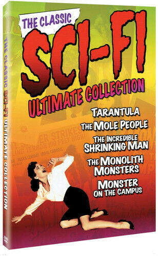 Classic Sci-Fi Ultimate Collection 1 - 3 DISC SET (REGION 1 DVD New)