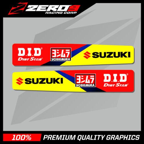 TI SUZUKI RM 2001-2008 RMZ 2004-2017 SWING ARM DECAL MOTOCROSS GRAPHICS MX