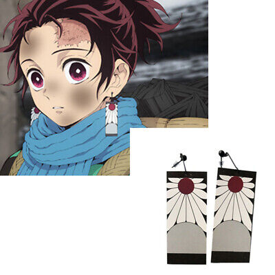 Demon Slayer Earrings / Zach aguilar, allegra clark (child) (english).