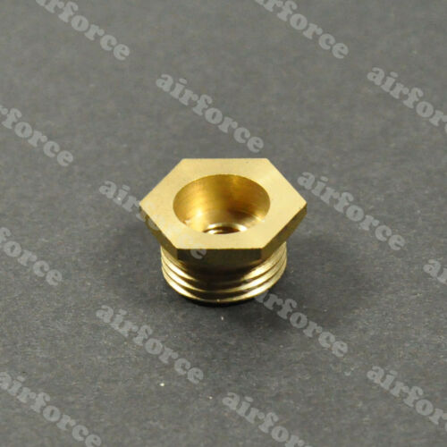 Copper Gas Engien Kits RCEXL 14mm to 1//4-32mm spark plug bushing adapters