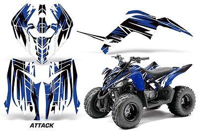 Yamaha Raptor 90 Replica Decals White Model 2018 Graphics Kit Stickers Set