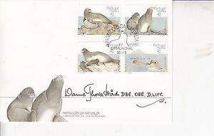DAME-THORA-HIRD-HAND-SIGNED-MADEIRA-NATURE-PROTECTION-COVER-3-5-CERTIFIED
