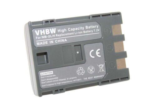 BATTERY CANON POWERSHOT HG10 HV20 HV40 HG HV 10 20 40