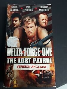 Delta-Force-One-The-Last-Patrol-VHS-2000-A-Joseph-Zito-Film-Restricted-Version