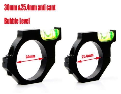 HOT For 11mm//20mm//25.4mm//30mm Weaved//Picatinny Scope Laser Bubble Spirit Level